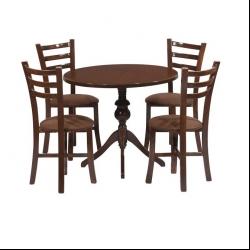 میز و صندلی ناهارخوری 4 نفره مدل Ti-608