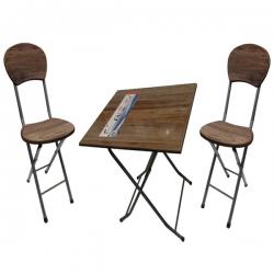 میز وصندلی ناهارخوری کد 2 Filiz