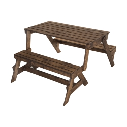 میز و صندلی ناهارخوری مدل 102030