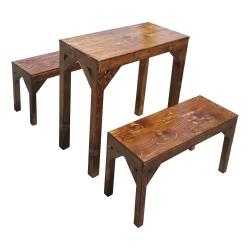 میز و صندلی ناهارخوری مدل N1