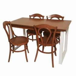 میز و صندلی ناهارخوری مدل U312.4