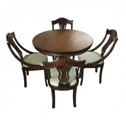 میز و صندلی نهارخوری مدلD98432