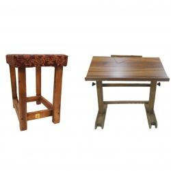 میز وصندلی سنتور کد 8001