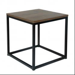 میز عسلی مدل مکعب 50