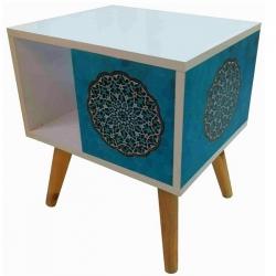 میز عسلی مدل sma600