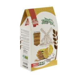 نان چیپس حاوی دانه چیا زردچوبه اورنگ – 200 گرم