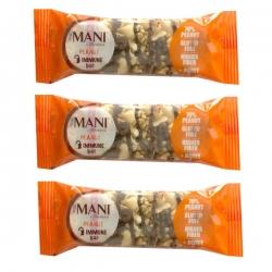 نات بار بادام زمینی مانی – 35 گرم بسته 3 عددی