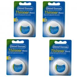 نخ دندان گود سنسی مدل Thinner بسته 4 عددی