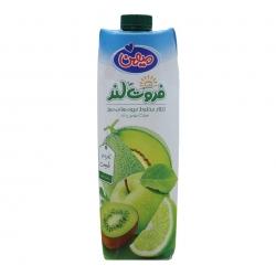 نکتار مخلوط میوه های سبزمیهن – ا لیتر