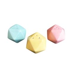 نمکدان طرح شش ضلعی  بسته 3 عددی