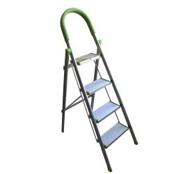 نردبان 4 پله سیلور مدل YP-ALMINIUM04