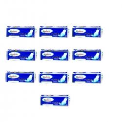 نوار بهداشتیپنبه ریز مدل P3 مجموعه 10 عددی