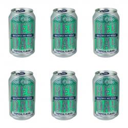 نوشیدنی مالت استوایی هی دی – 0.33 لیتر بسته 6 عددی