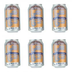نوشیدنی مالت هلو هی دی – 0.33 لیتر بسته 6 عددی