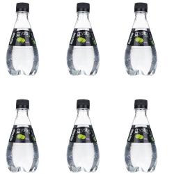 نوشیدنی سودا لیمویی کریستال – 0.33 لیتر بسته 6 عددی