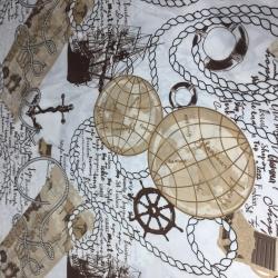 پارچه ملحفه کوکو جم مدل جهان