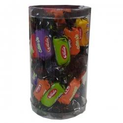 پاستیل میوه ای با روکش کاکائو آیدین-300گرم