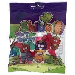 پاستیل میوه ای شیبا مدل Very Berry مقدار 90 گرم