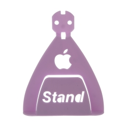 پایه نگهدارنده  شارژر گوشی موبایل مدل LA01                     غیر اصل
