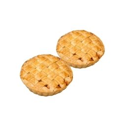 پای سیب کوچک کیکخونه – دو عدد