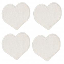 پد سینه هیاهو مدل Heartbit بسته 4 عددی