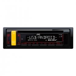 پخش کننده خودرو جی وی سی مدل KD-R486