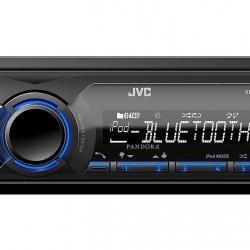 پخش کننده خودرو جی وی سی مدل KD-X250BT