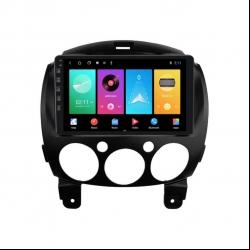 پخش کننده تصویری خودرو آلفاویل مدل 02 مناسب برای مزدا 2