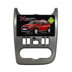پخش کننده تصویری خودرو ایکس اسمارت مدل SNDR مناسب برای ساندرو
