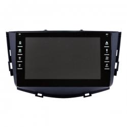 پخش کننده تصویری خودرو اینفینیتی مدل 08 مناسب برای لیفان x60