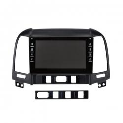 پخش کننده تصویری خودرو اینفینیتی مدل d314 مناسب برای سانتافه قدیم