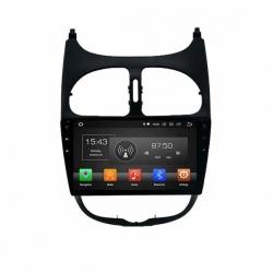 پخش کننده تصویری خودرو اینفینیتیمدل -a 80 مناسب برای پژو 206