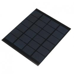 پنل خورشیدی مدل اس پی  ظرفیت 2 وات