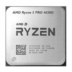 پردازنده ای ام دی مدل  Ryzen 5 PRO 4650G