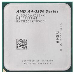 پردازنده مرکزی ای ام دی سری K10 مدل A4-3300