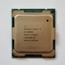 پردازنده مرکزی اینتل سری Cascade Lake مدل Core i9-10900x Tray