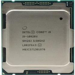 پردازنده مرکزی اینتل سری Cascade Lake-Xمدل Core i9-10920X Tray