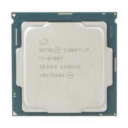 پردازنده مرکزی اینتل سری Coffee Lake مدل Core i7-8700T