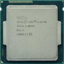 پردازنده مرکزی اینتل سری Haswell مدل Core i5-4670K تری