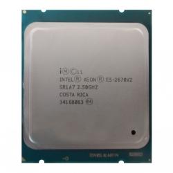 پردازنده مرکزی اینتل سری Ivy Bridge مدل E5-2670 v2