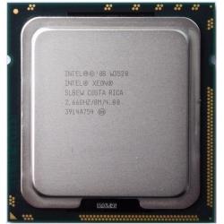 پردازنده مرکزی اینتل سری Nehalem EP مدل W3520