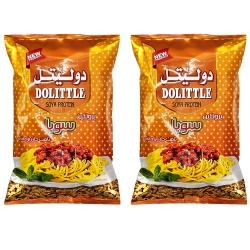پروتئین سویا دولیتل – 250 گرم بسته 2 عددی