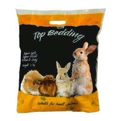 پوشال بستر حیوانات خانگی تاپ بدینگ مدل P1 وزن 1.5 کیلوگرم