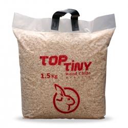 پوشال بستر حیوانات تاپ تاینی مدل 101 وزن 1.5 کیلوگرم