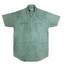 پیراهن آستین کوتاه مردانه مدل کتان کد 03