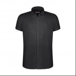پیراهن آستین کوتاه مردانهشیکدوخت کد 007