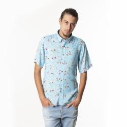 پیراهن مردانه کیکی رایکی مدل MBB2412-323