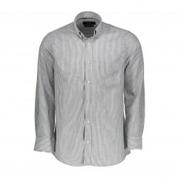 پیراهن مردانه ناوالس طرح راه راه مدل VIP-N-ST-BK