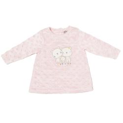پیراهن نوزادی توک توک مدل family bear