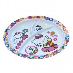 ظرف غذای کودک کسری یزد طرح Hello Kitty